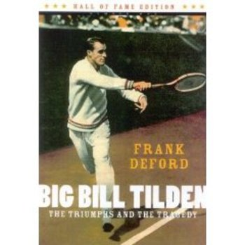 Big Bill Tilden - 1st of the Pre-Open Era Champions