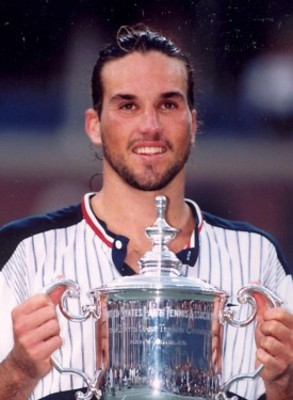 Patrick Rafter - tied for 8th