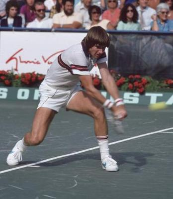 Jimmy Connors - Number 2 in the Open Era