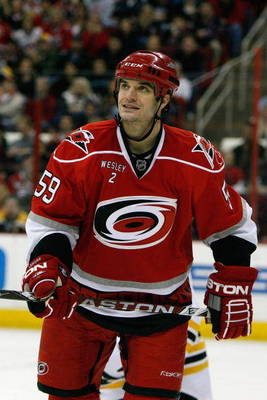 Chad-larose-of-the-carolina-hurricanes-looks-on-during-the-game-against-the-boston-bruins_display_image
