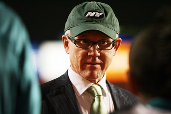 Jets owner Woody Johnson
