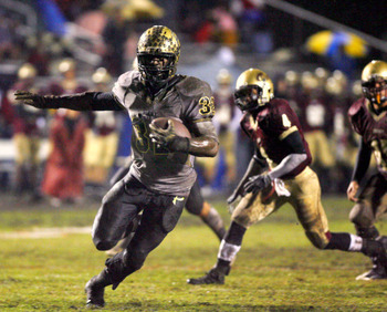 Five-star athlete James Wilder snubbed Florida for Florida State.