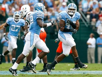 North Carolina Tarheels Football