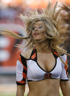 Cheerleader. This is unrelated to the 18 game season.