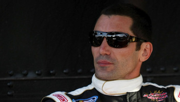 The Italian driver is currently 38th in the Sprint Cup driver standings this season