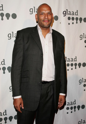 NEW YORK - MARCH 26:  Former NBA player John Amaechi attends the 18th annual GLAAD Media Awards at the Marriott Marquis Hotel March 26, 2007 in New York City.  (Photo by Bryan Bedder/Getty Images)