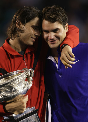 Roger's Federer's streak ended at the 2009 Australian Open