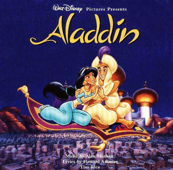 A Whole New World - Aladdin - Chords