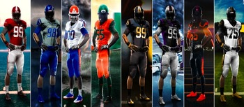 Nike Pro Combat Uniforms