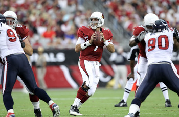 The Cardinals could cut Matt Leinart if they can't trade him by Saturday.
