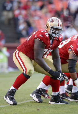 Anthony Davis Is Rapidly Improving At Right Tackle