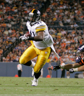 Steelers running back Jonathan Dwyer