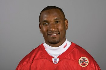 KANSAS CITY, MO - 2009:  Bobby Engram of the Kansas City Chiefs poses for his 2009 NFL headshot at photo day in Kansas City, Missouri.  (Photo by NFL Photos)