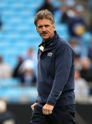 A high ranking cannot save the season opener for Dave Wannstedt and the Pitt Panthers in an ugly loss against Utah.