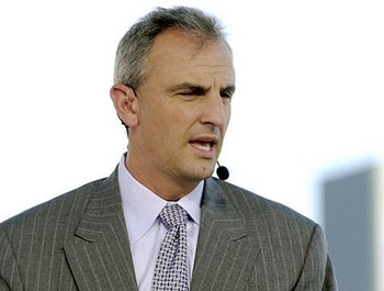 Trey Wingo: Best sportscaster name ever.