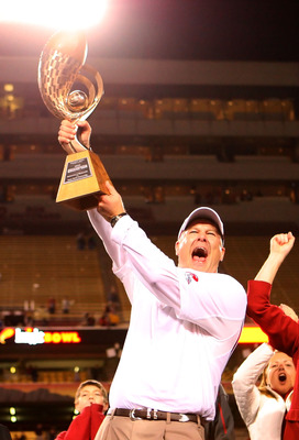 Rhoads wants to change that Trophy into the Cy-Hawk Trophy
