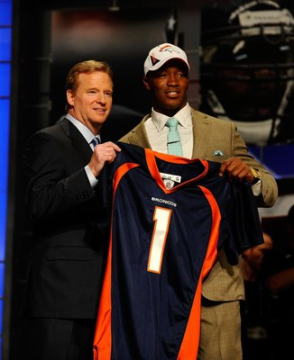 DEMARYIUS THOMAS: Denver Broncos