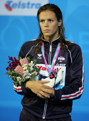 Then, shortly before the Games began, nude pictures of Manaudou surfaced on ...