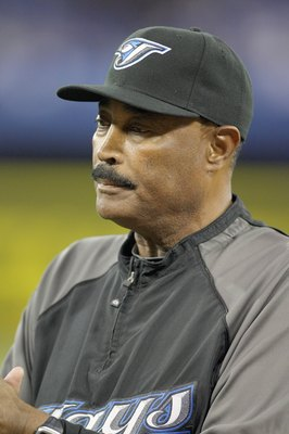 Cito Gaston is managing in his final season has manager.