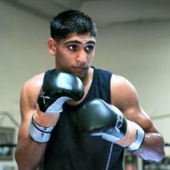 Can Amir Khan silence his critics and continue to establish himself on the world stage?