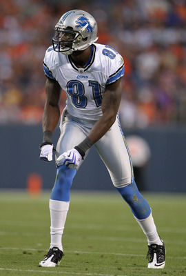 Calvin Johnson is poised for a break out season.