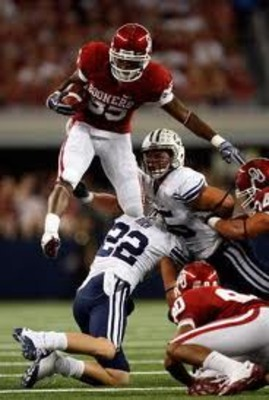 Ryan Broyles is the biggest threat at wide receiver Oklahoma has
