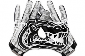 All of the gloves form their respective teams' logo when the hands are faced outwards. Each uniform set also abides by a centric slogan relating to each team uniquely.