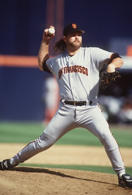 Rod Beck was the best closer in Giants history, that is, until Robb Nen arrived.