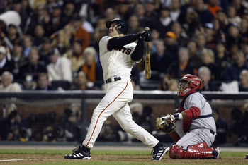 The most prolific hitter at his position: Jeff Kent.