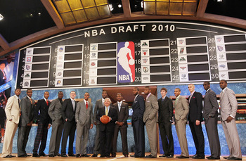 The 2010 NBA Draft Class