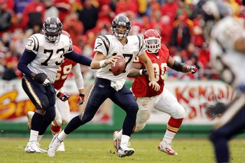 An improved Chiefs pass-rush and a deafening Arrowhead crowd should make things tough on Phillip Rivers Monday night