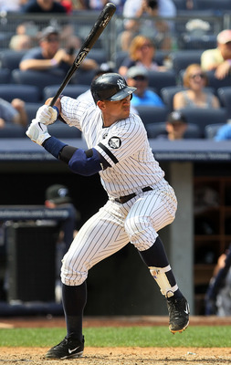 Alex Rodriguez sealed his invition to Cooperstown as he smacked his 600th career home run on August 4 agains the Blue Jays
