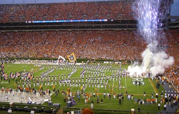 Jordan-Hare Stadium will be rockin' loud when Clemson comes to town.