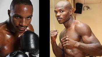 Devon Alexander and Timothy Bradley