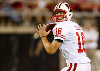 QB Scott Tolzien, Wisconsin Badgers