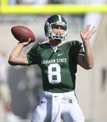 QB Kirk Cousins, Michigan State Spartans