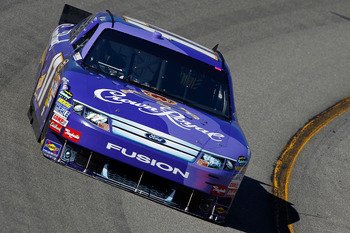 RICHMOND, VA - SEPTEMBER 10:  Matt Kenseth drives the #17 Crown Royal Ford during practice for the NASCAR Sprint Cup Series Air Guard 400 at Richmond International Raceway on September 10, 2010 in Richmond, Virginia.  (Photo by Todd Warshaw/Getty Images)