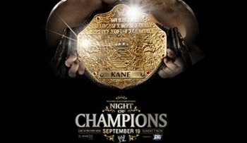 Night of Champions who will dominate?