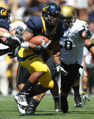 Perhaps Colorado will reconsider its move to the Pac-10 after being treated so rudely by Shane Vereen and Cal.