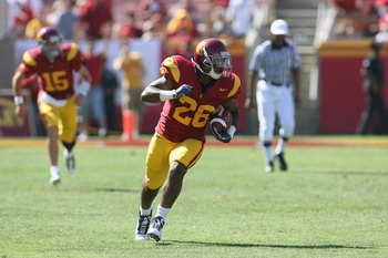 The Trojans will look to Marc Tyler to step up his game when they start Pac-10 play.