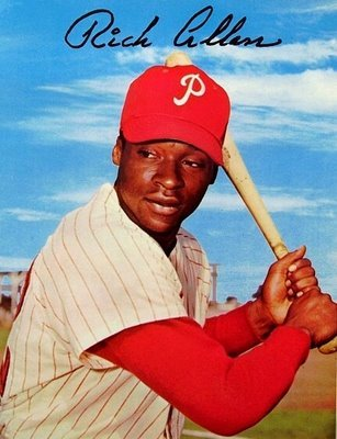 Rookie of the Year Dick Allen