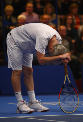 No, I bow down to you, Mr. McEnroe.