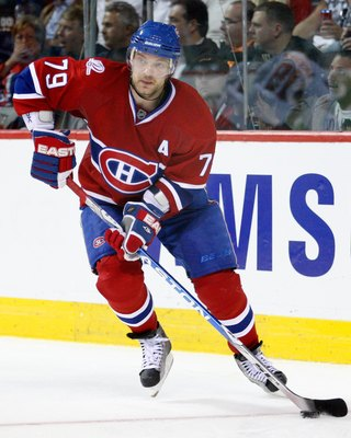 Hopefully Andrei can come back soon to patrol the Habs blueline