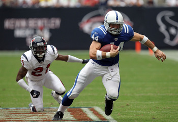 Dallas Clark is one of the most consistent options at his position.