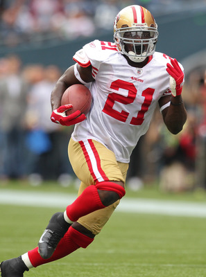 Frank Gore Needs A Big Game Against The Saints