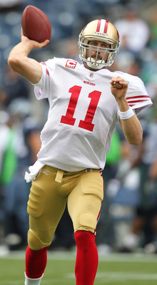 49er Quarterback Alex Smith Needs To Have A Big Game