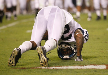 Penn State player tries to stick head in the ground following Alabama game.  But, things may be looking up with Kent State coming to town.