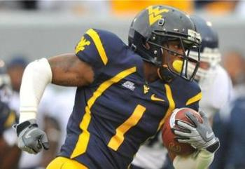West Virginia WR Tavon Austin