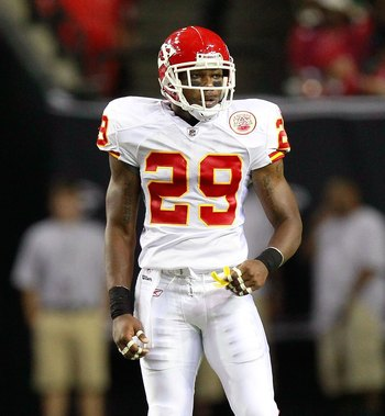 Chiefs safety Eric Berry