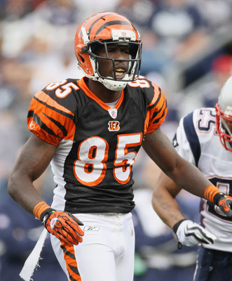 Bengals receiver Chad Ochocinco